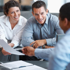 Helping people get through the life insurance application process